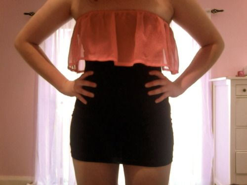 Cute dress. I want.
