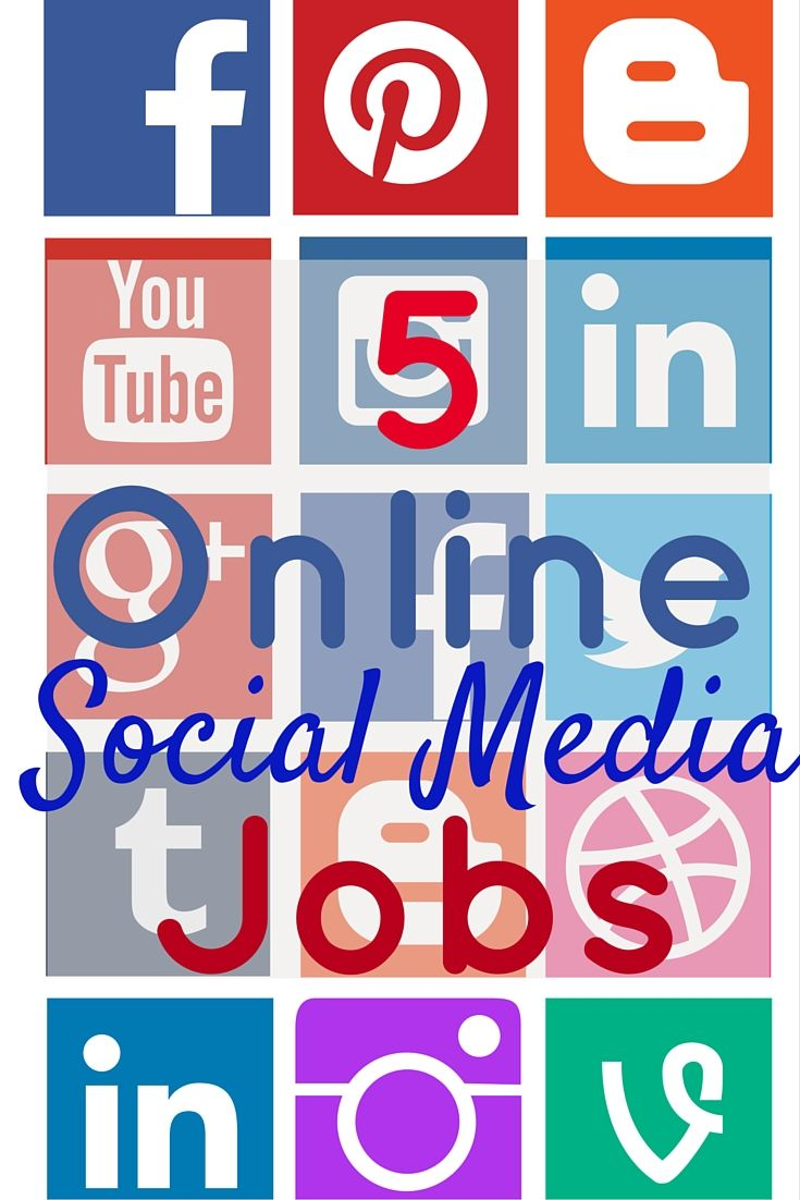 Remote Social Media Jobs >> 5 Remote Social Media Jobs Pinterest Extra Money And Blogging