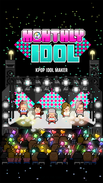 Monthly Idol Mod Apk V3 991 Free Shopping Game Download Free Idol Offline Games