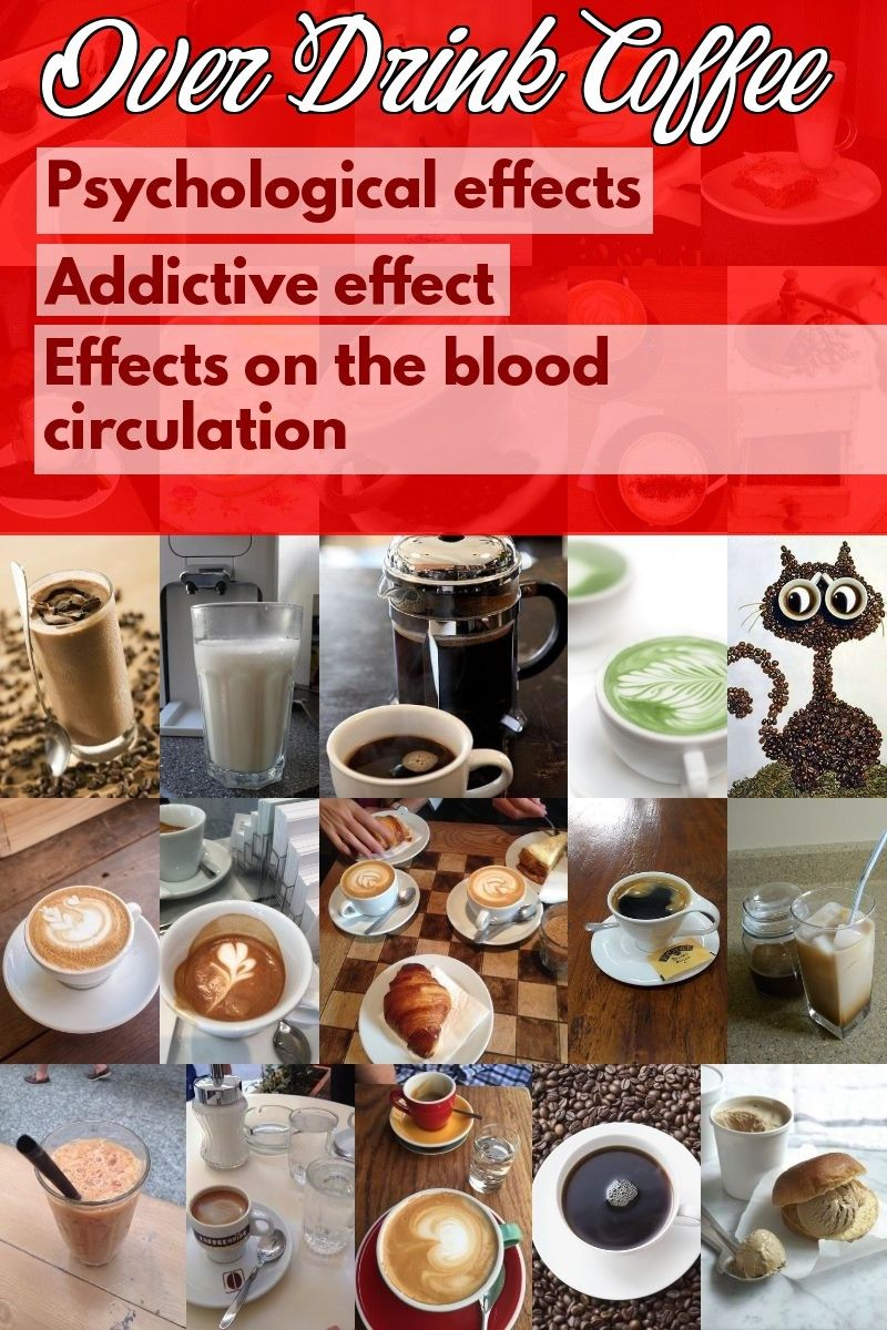 Which Are The Side Effects Of Too Much Caffeine Be Sure To Check Out This Helpful Article In 2020 Coffee Recipes Too Much Coffee How To Make Coffee