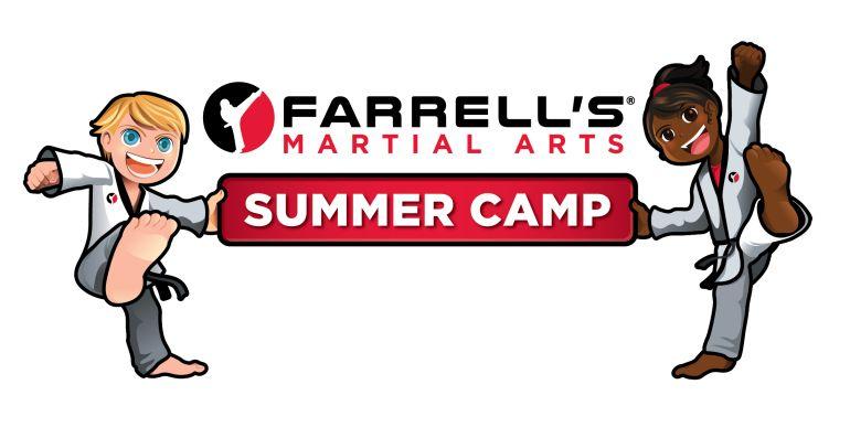 Farrells martial arts summer campfeatured desmoines