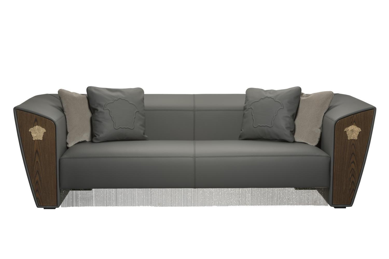 La Nuova Collezione Versace Home Al Salone Del Mobile 2018 Diredonna Luxury Furniture Sofa Sofa Furniture Luxury Sofa