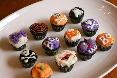 Halloween Cupcakes « bakerella.com