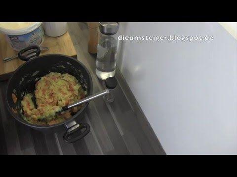 Bestes veganes Kartoffelpüree adendum - YouTube