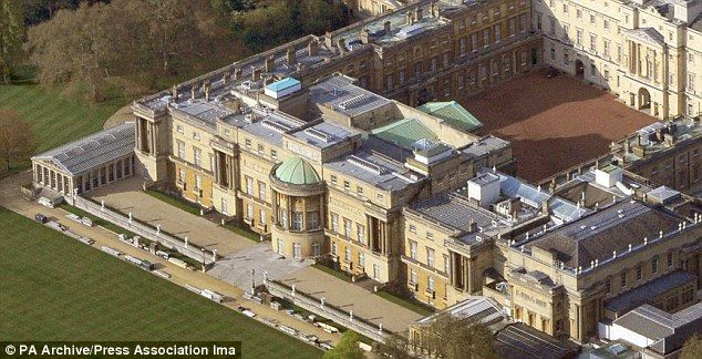 Buckingham Palace Floor Plans Google Search With Images