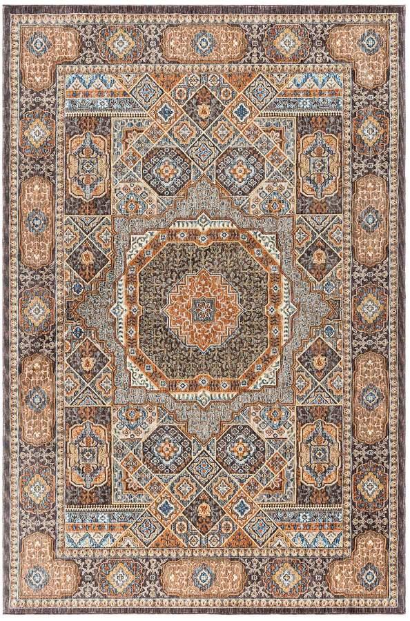 Khl Rugs Fairview Phillip Framed Medallion Rug Rugs Medallion Rug Simple Carpets