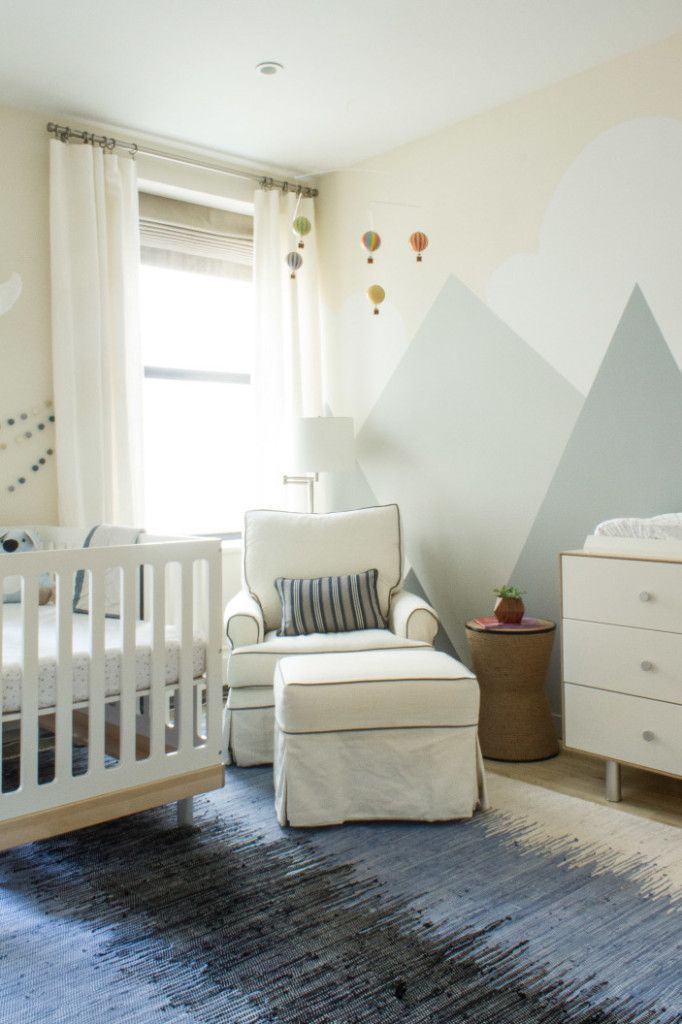 Nat 39 s outdoor inspired nursery pinterest kinderzimmer - Baby jungenzimmer ...