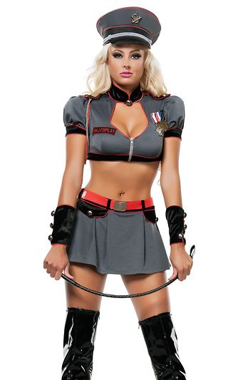 Womenu0027s Sexy Uniform Costumes | ForPlay  sc 1 st  Pinterest : women halloween costumes cheap  - Germanpascual.Com