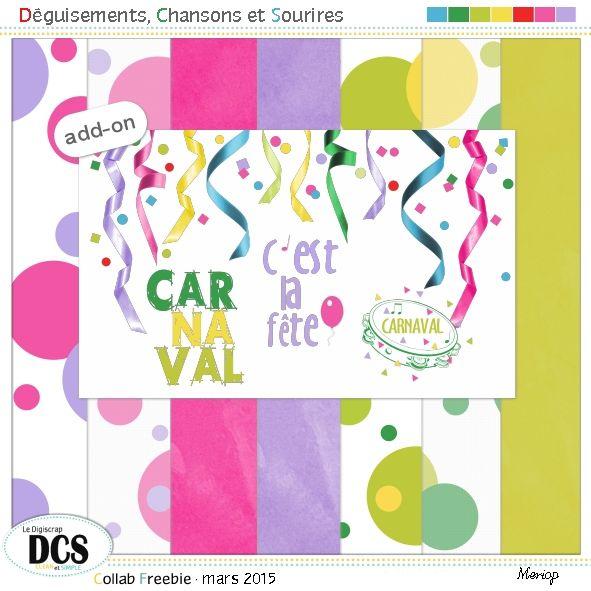Le blog du forum DCS: Déguisements, Chansons et Sourires
