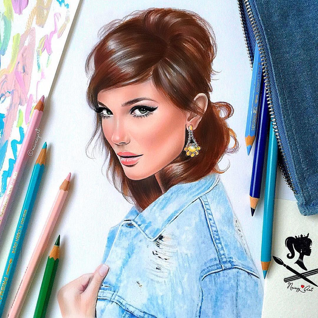 Портрет карандашом с фотографии на заказ именно