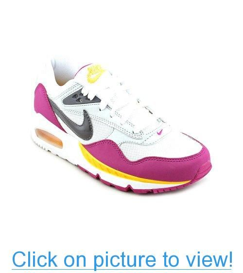 Nike Air Max Correlate Womens Leather Basketball Shoes #Nike