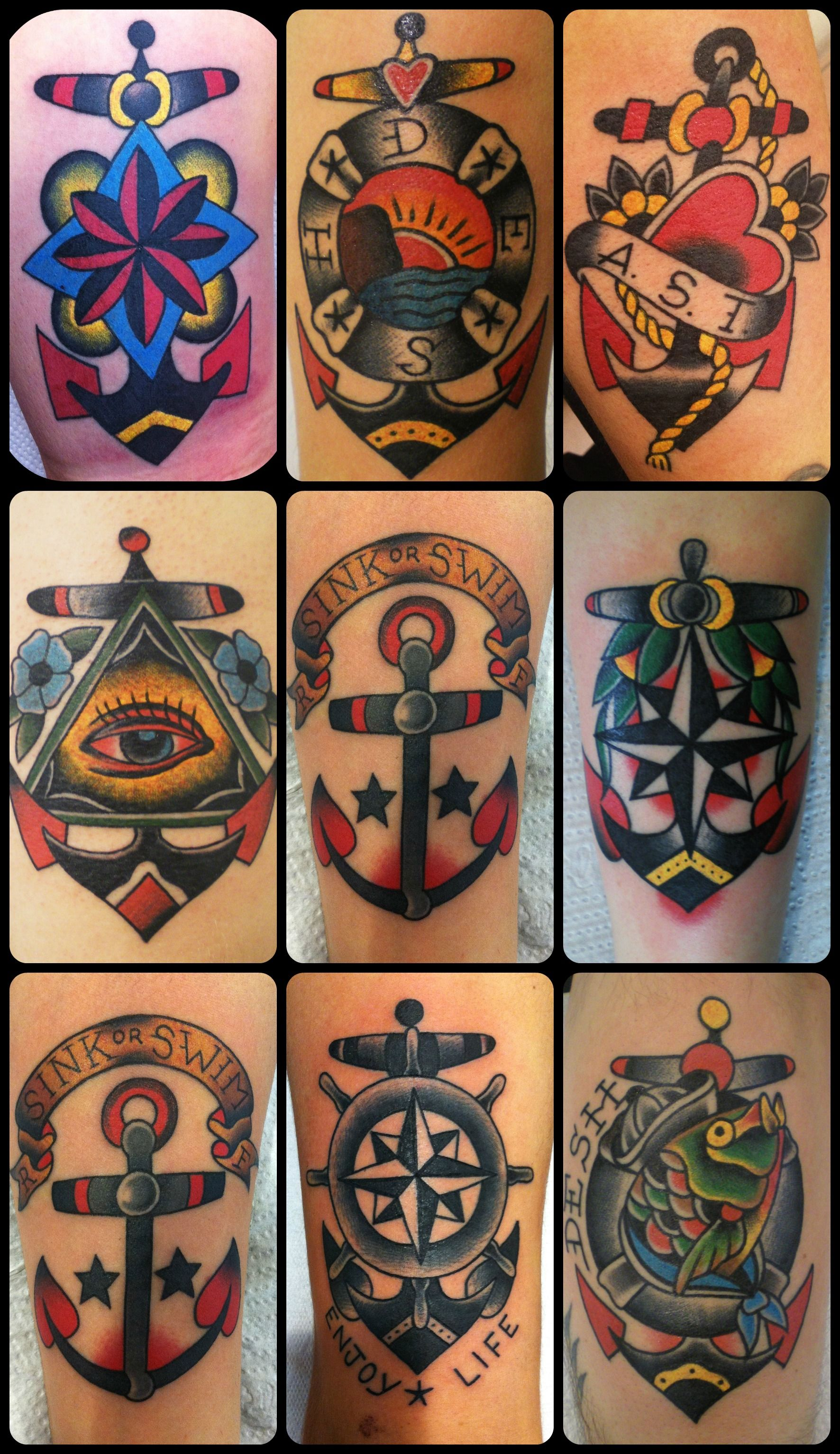 Old School Ink Traditional Tattoo Stay Traditionalfollow Us On