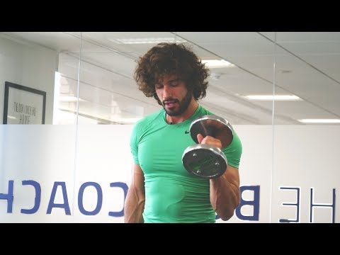 Full Body Fat Burner And Dumbbell Workout | 18 Minutes | The Body Coach    YouTube