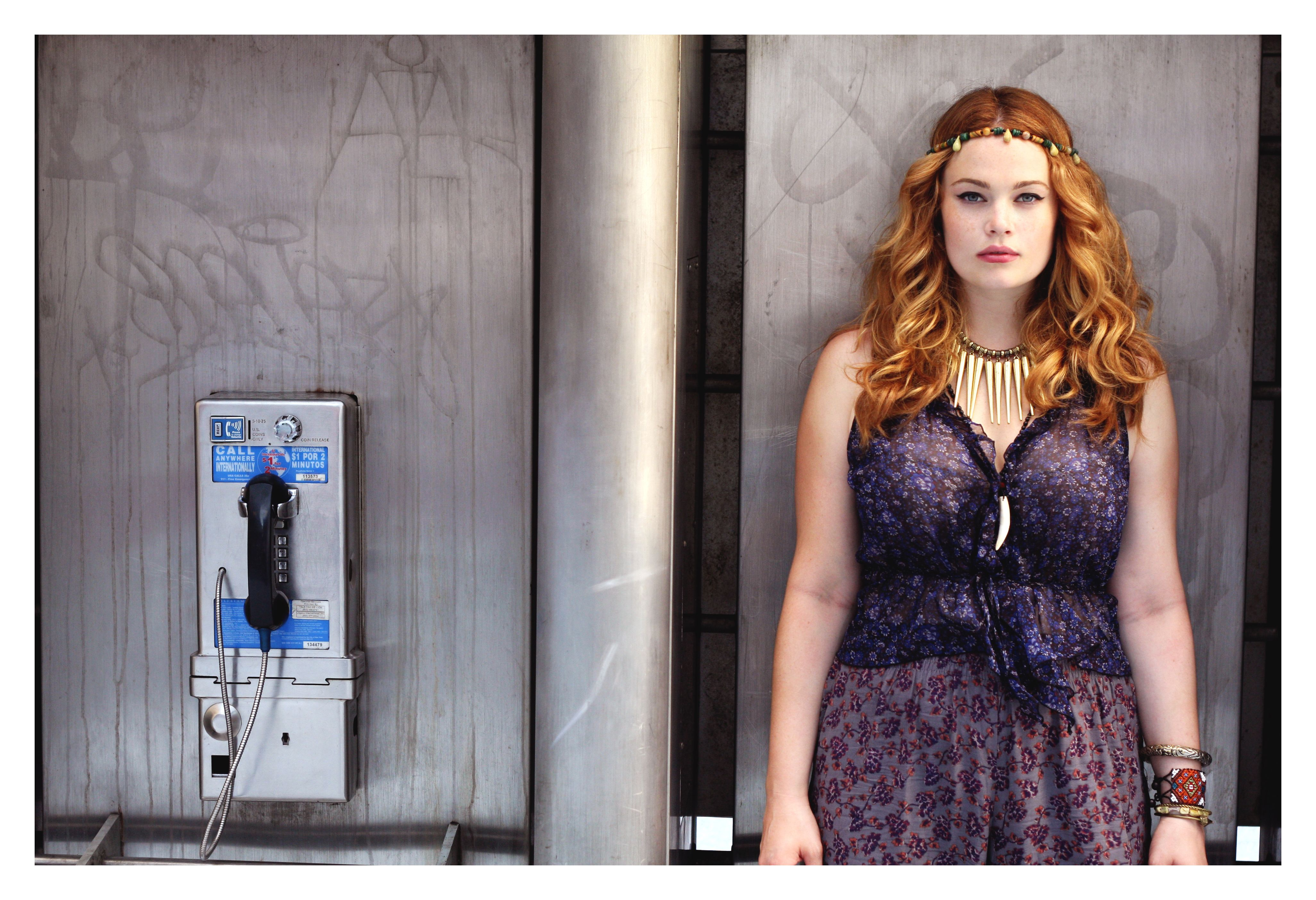 Kailee O'Sullivan (MUSE) for Slink Magazine by Heather Hazzan