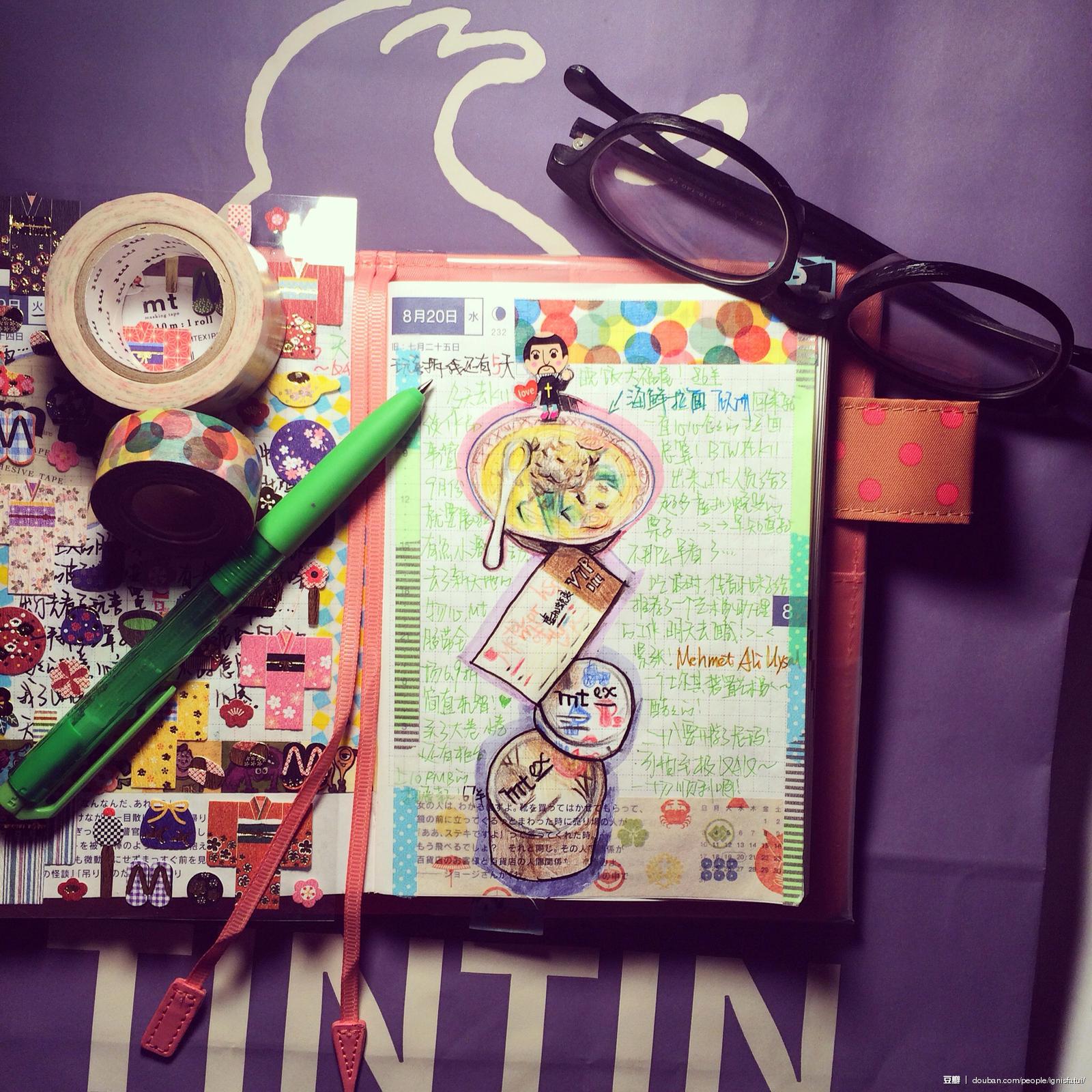#ほぼ日手帳 #journal #hobonichi