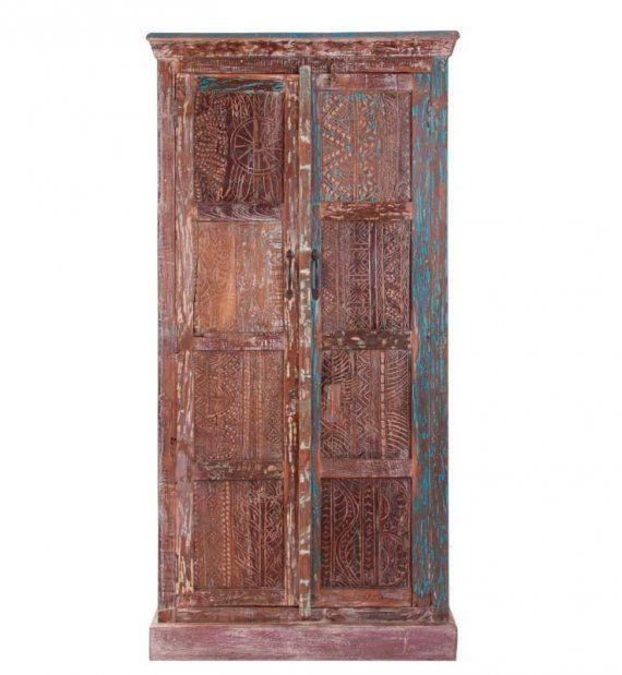 Armario Bombay madera reciclada | Muebles con palets | Pinterest ...