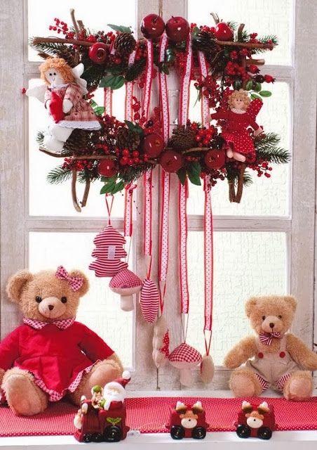 Ideas para Decorar la Casa en Navidad Natal Christmas decoración y - decoraciones navideas para el hogar