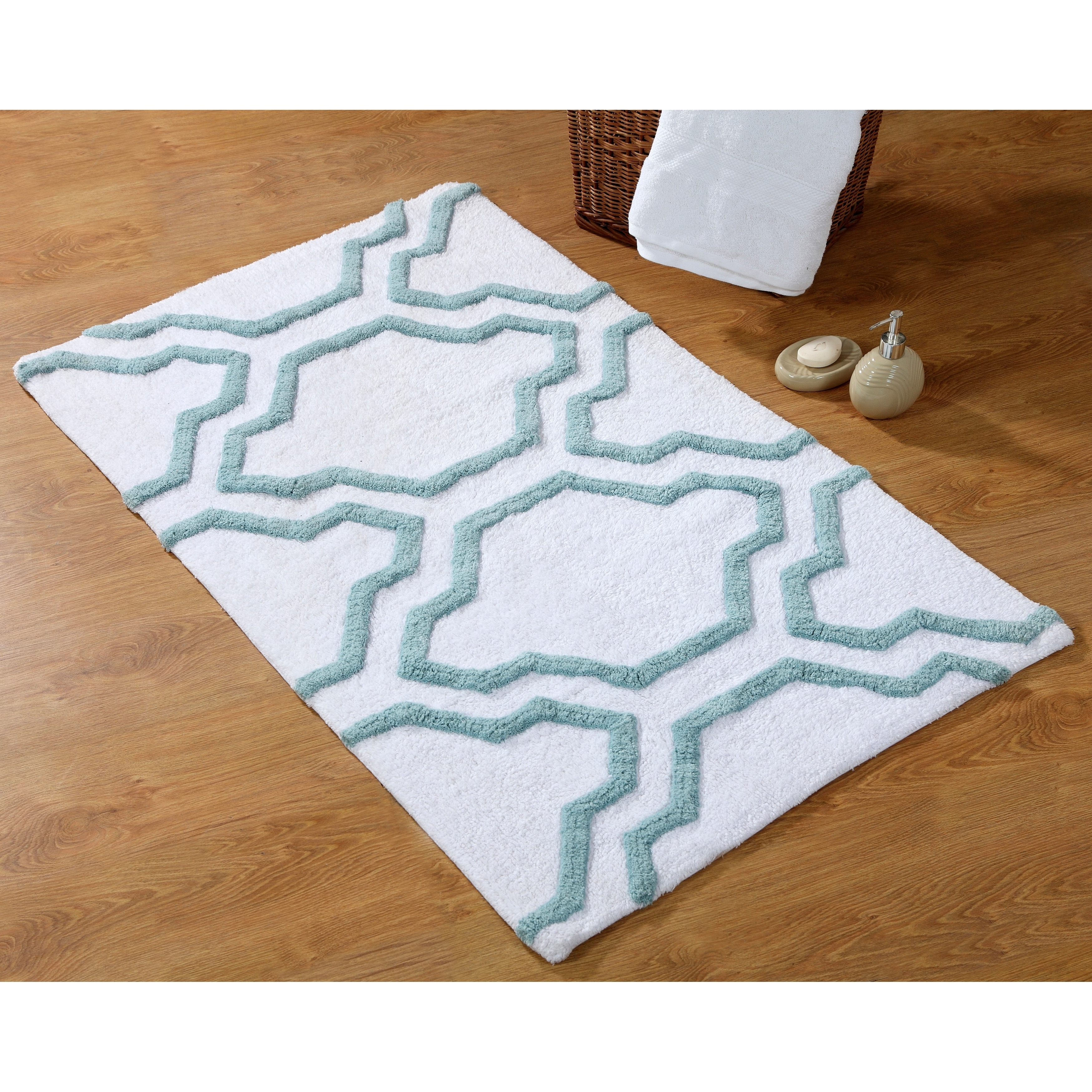 Overstock Com Online Shopping Bedding Furniture Electronics Jewelry Clothing More Cotton Bath Rug Bath Rugs Sets Bath Rug [ 3500 x 3500 Pixel ]