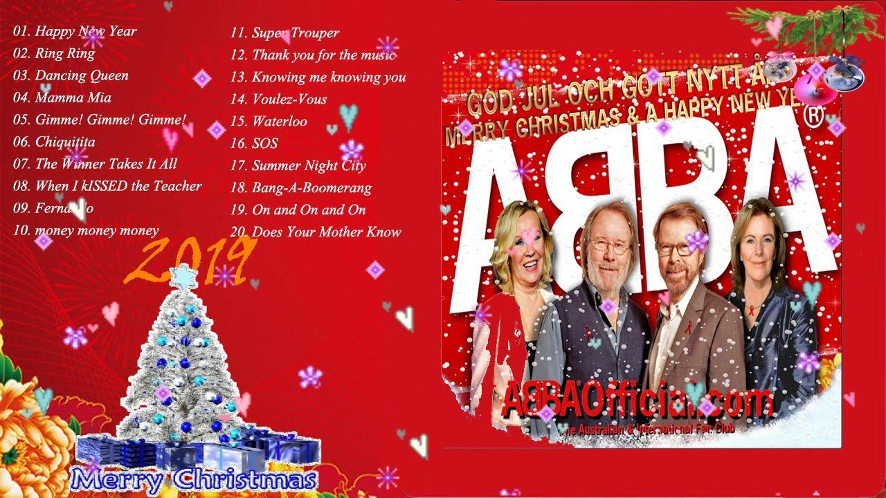 ABBA ABBA Christmas Songs 2019 Happy New Year 2019