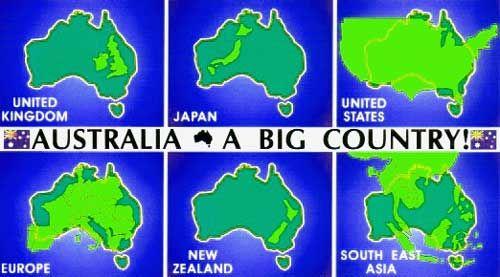 Australia Uk Map Comparison.Australia Size Comparison Comparisons Australia Places South