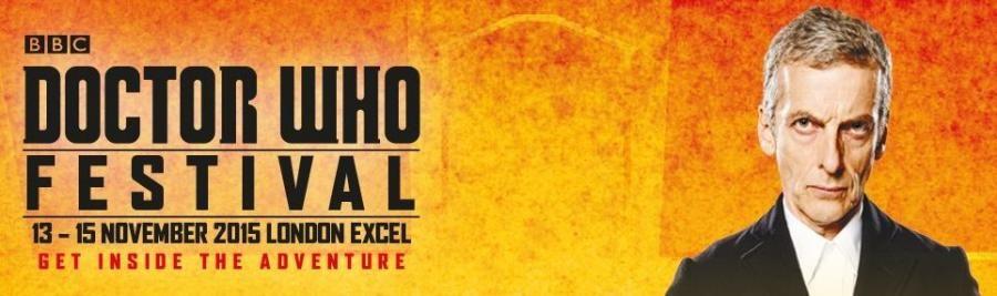 Doctor Who Festival - London, Nov. 13th - 15th 2015
