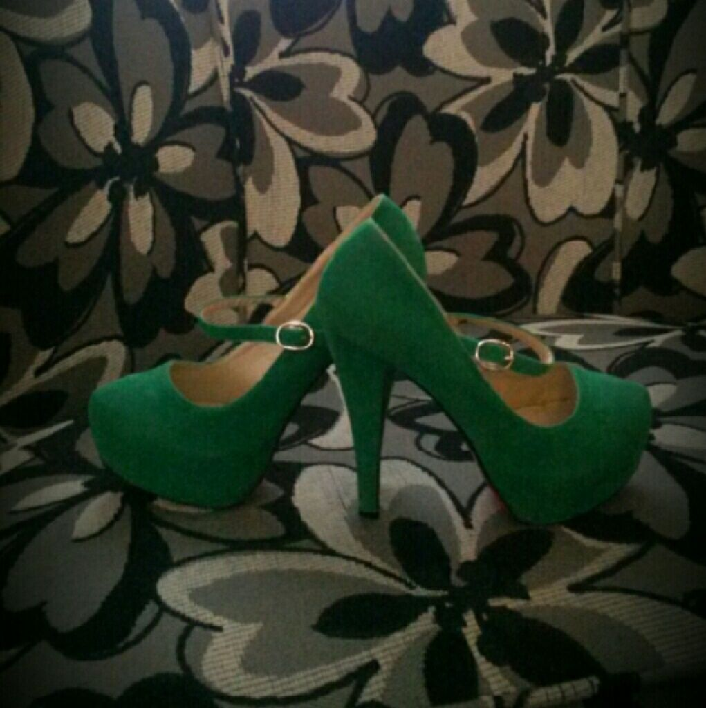 94d9de26e5aa Amiclub Red Bottom Shoes St Patrick S Day