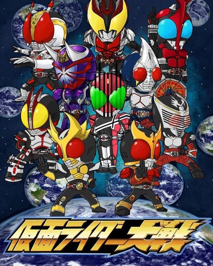 10 heisei kamen riders 仮面ライダー 壁紙 デザイン