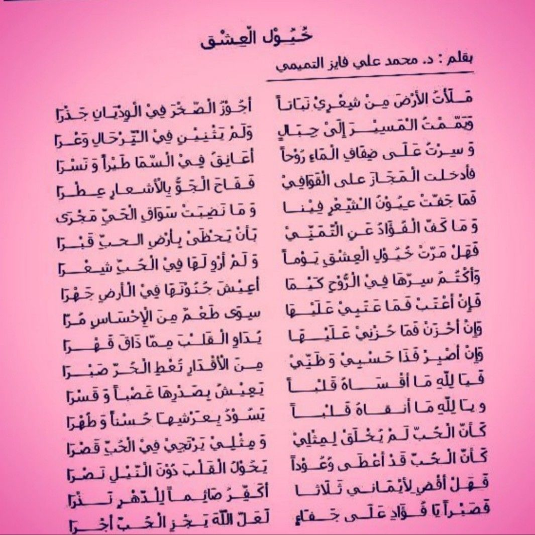 قصيدة خيول العشق Bullet Journal Journal