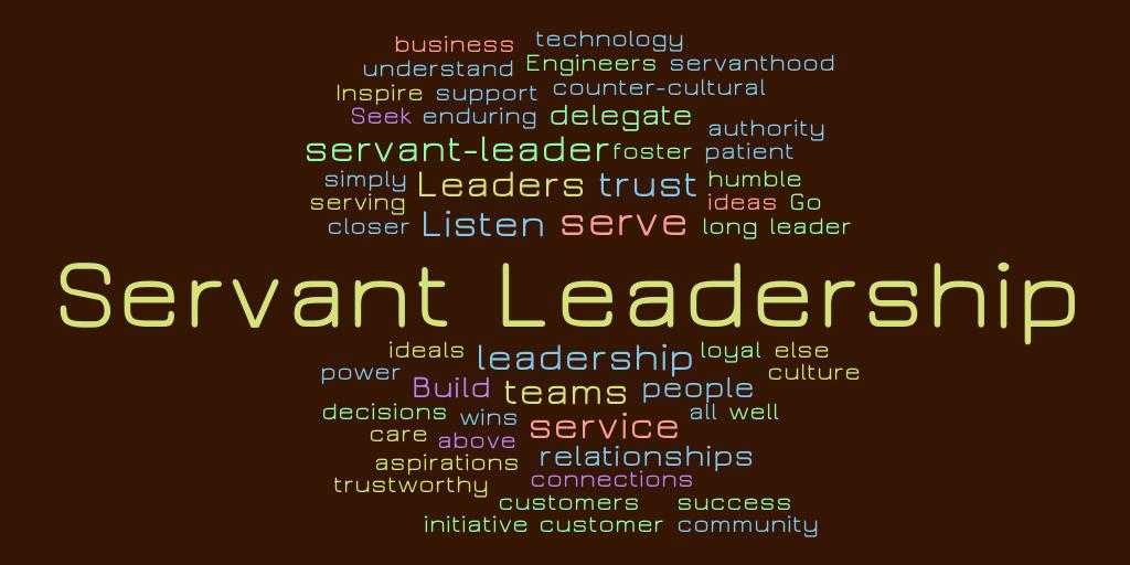 Related Image Servant Leadership Leadership Understanding