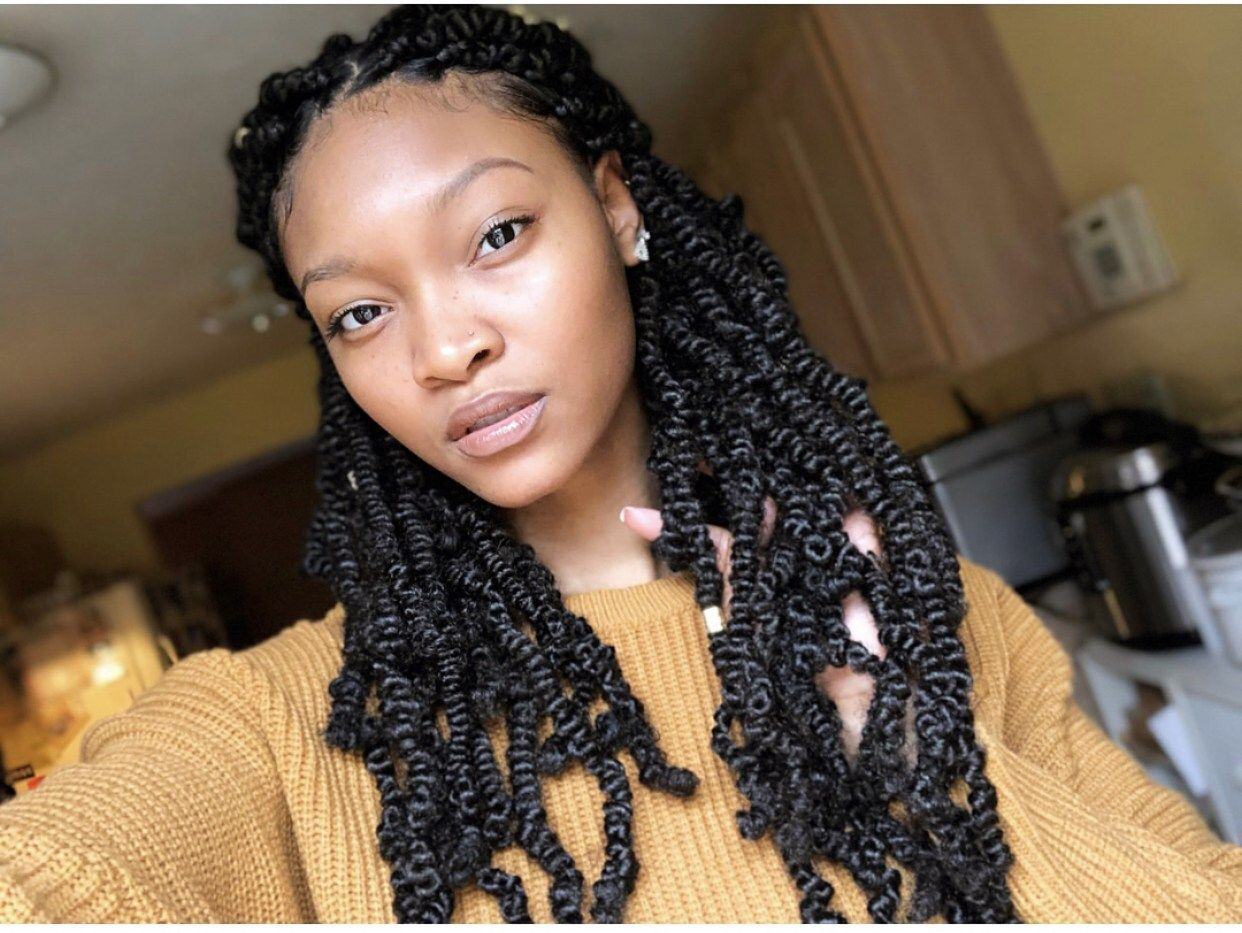 4 Things You Need To Know Before Installing Spring Twists Or Passion Twists | Emily CottonTop #passiontwistshairstyle 4 Things You Need To Know Before Installing Spring Twists Or Passion Twists | Emily CottonTop #passiontwistshairstyle