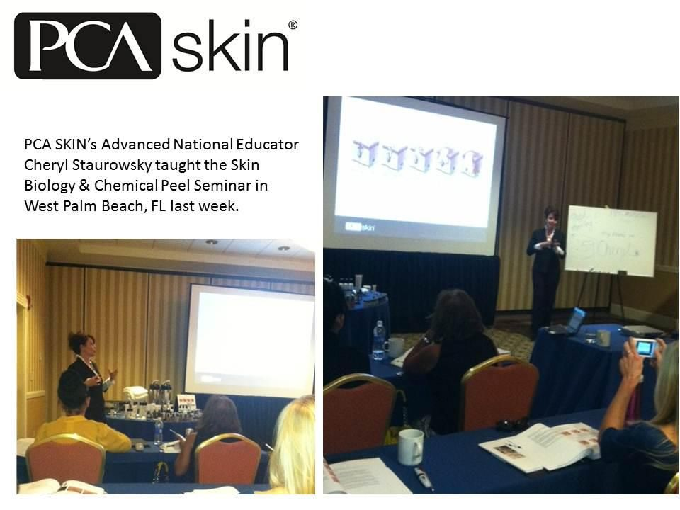Cheryl Staurowksy A Pca Skin Advanced National Educator Taught