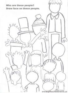 Complete Drawing Worksheets For Kids