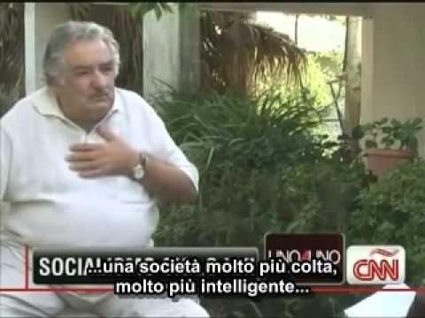 Essere di sinistra secondo José Mujica, presidente dell'Uruguay.avi
