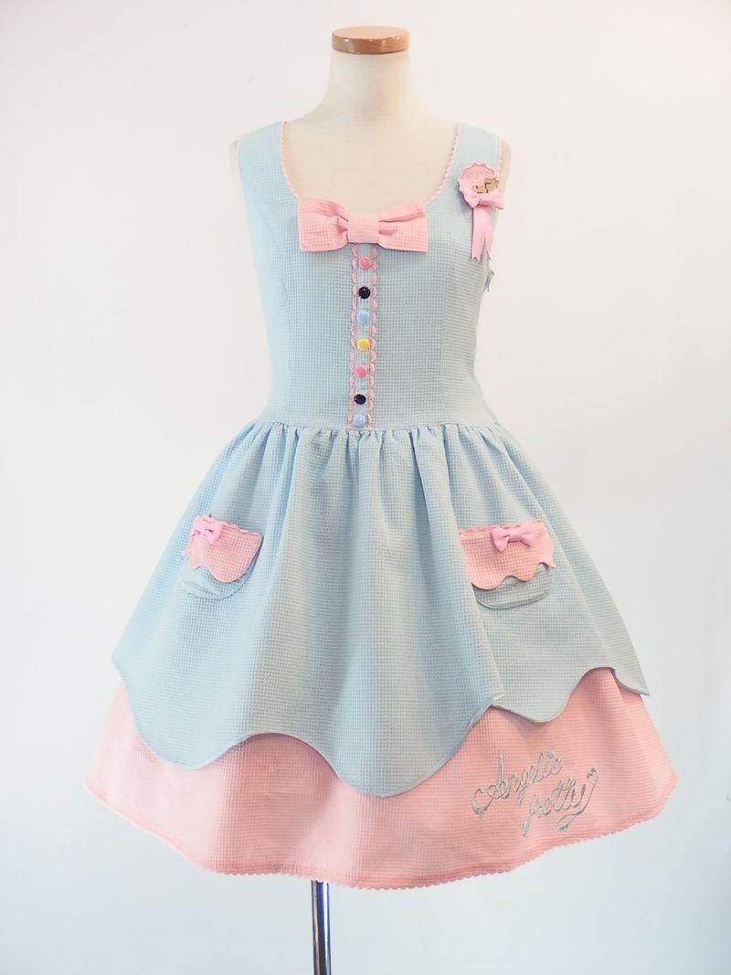 Dresses Kawaii pictures rare photo