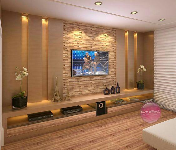 Tv beépítési ötletek bármilyen lakásba! Teljesen feldobja az