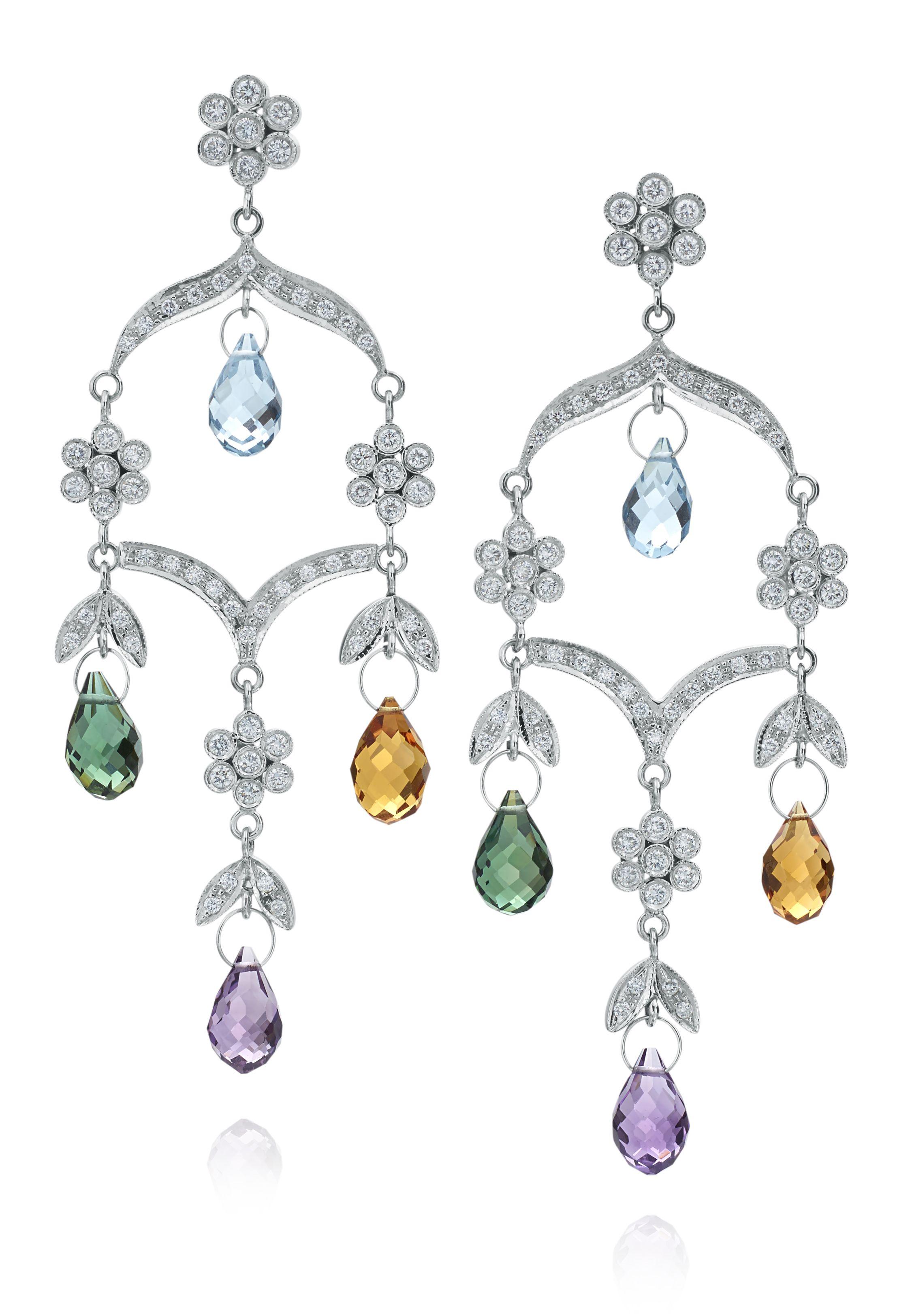 Designers Of Fine Art Since 1951 Custom Diamond Jewelry Tiara Accessories Gemstone Earrings