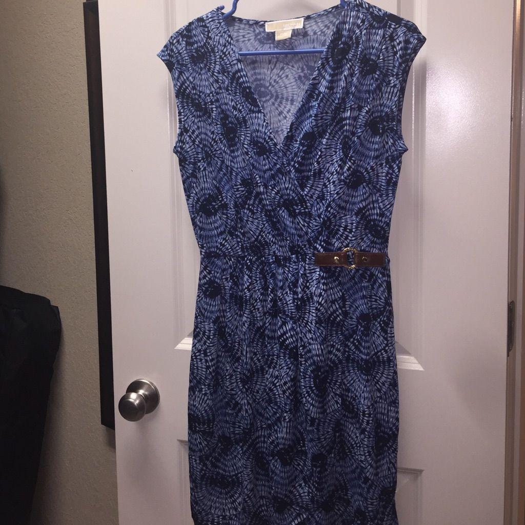 Michael kors blue dress blue dresses and products