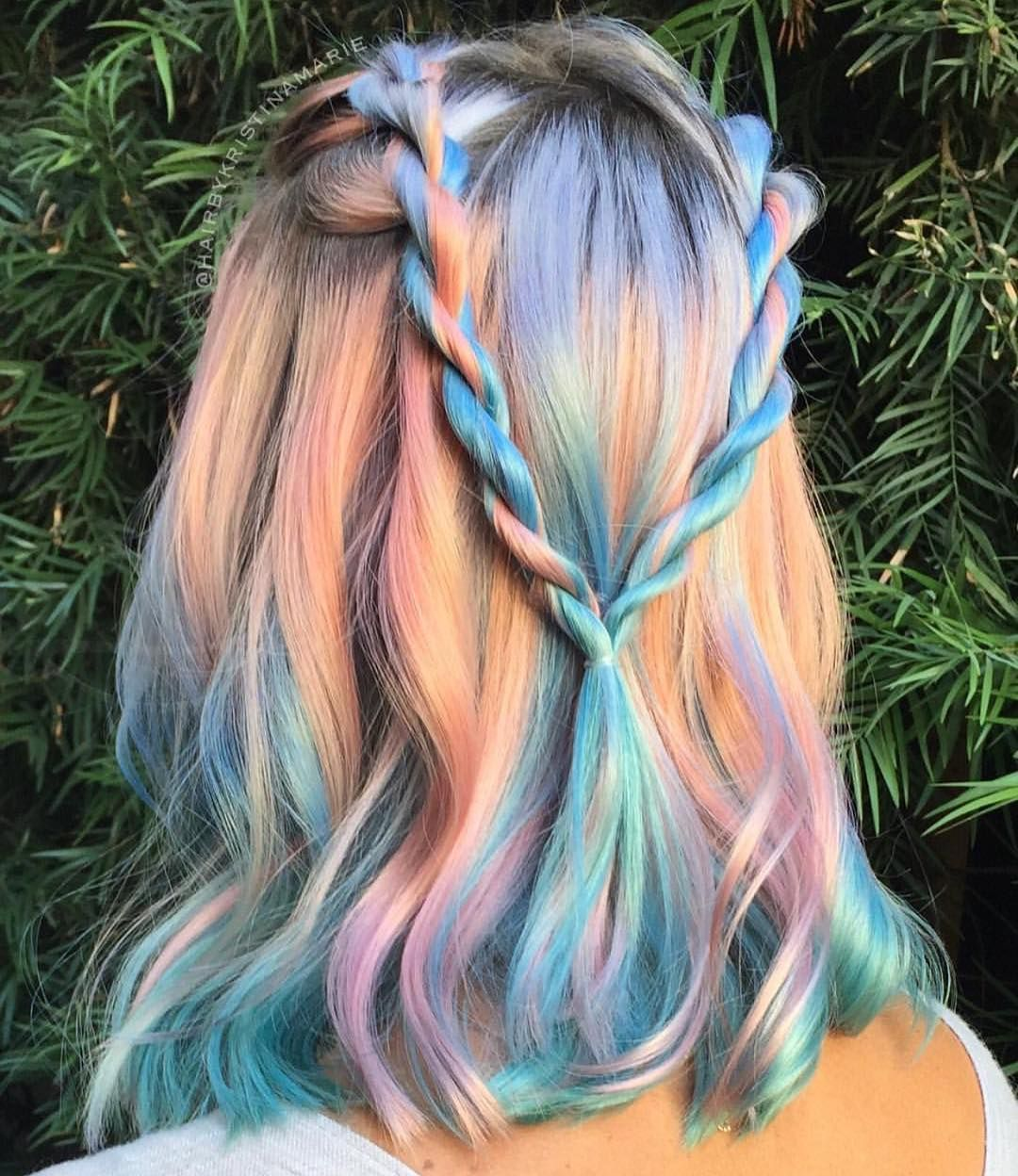Pin by mari vosse on hair pinterest coachella san diego and mermaid