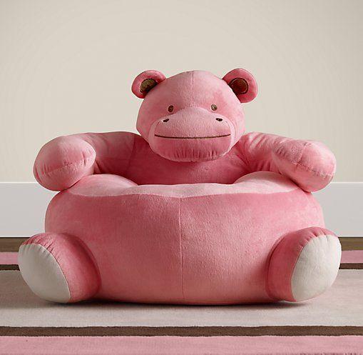 hippo chair   nursery accessories   Restoration Hardware ...