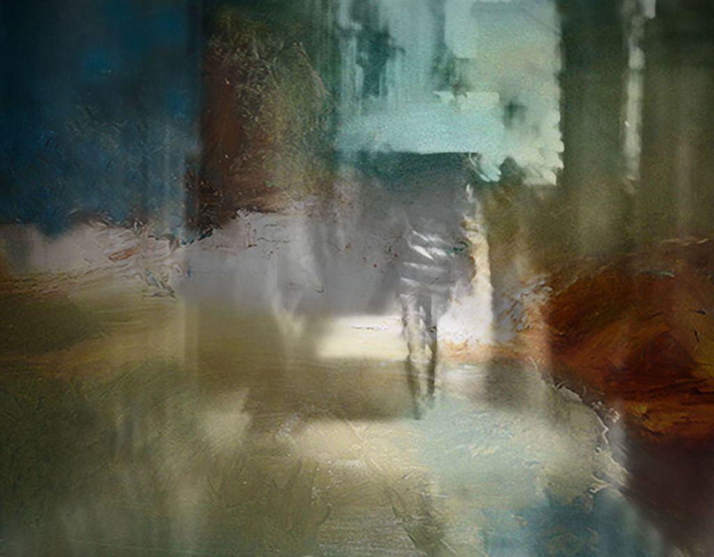 paintings ANDRé SCHMUCKI Brushstrokes Pinterest