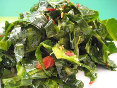 how to cook collard greens vegan