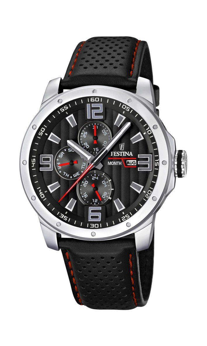 e144c0248e09 Festina Sport Multifunktion F16585 8 - Reloj analógico de cuarzo para  hombre