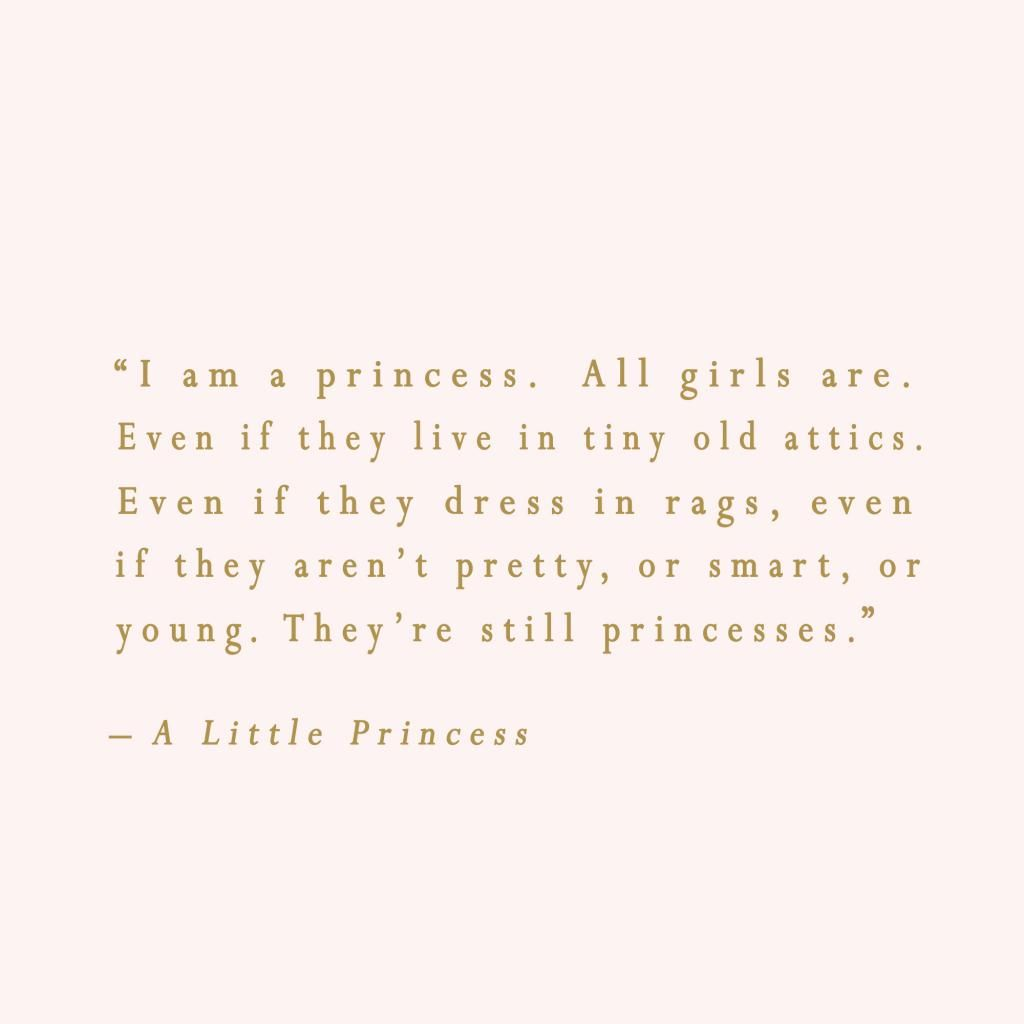 All Girls Are Princesses Via The Land Of Lavish On Instagram