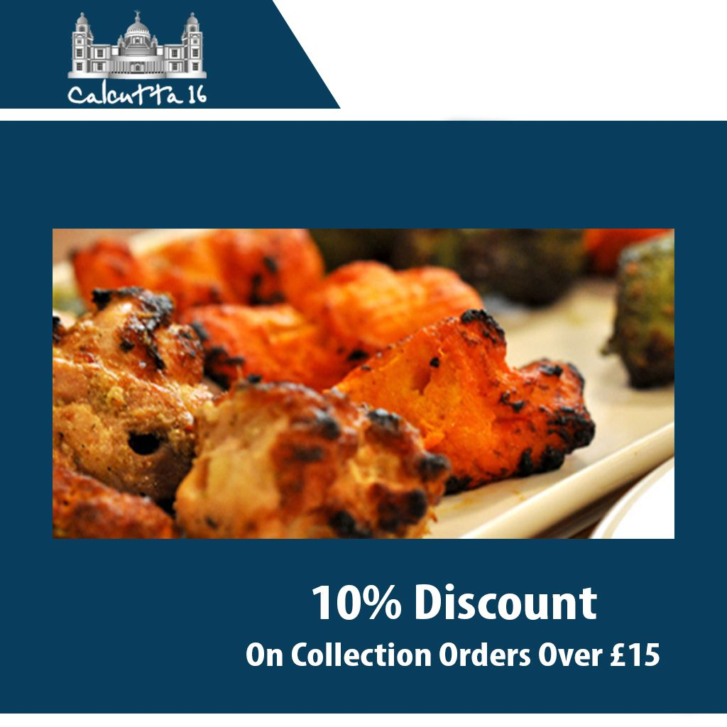 Calcutta 16 Is An Indian Restaurant And Takeaway In Shoreham