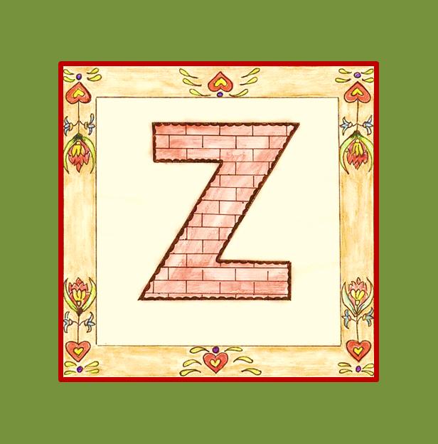 Galerie Z Kunst Anleitung Schone Buchstaben Spiel Und Spass