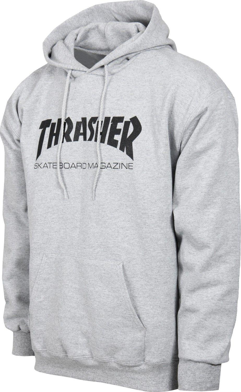 Thrasher Skate Mag Grey Hoodie 320 Thrasher Hoodie Hoodies Thrasher Skate [ 1500 x 924 Pixel ]