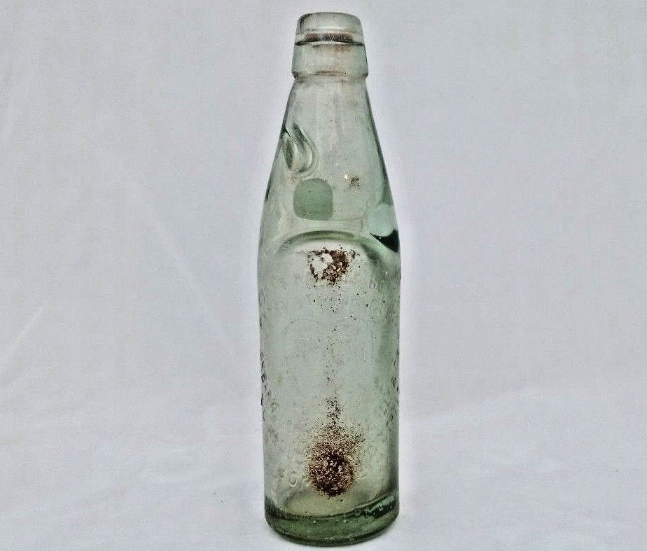 1930s Viintage Akbarally Mahomedaly Co Codd Marble Stopper Soda Bottle Germany Akbarallymahomedalyco Bottle Soda Bottles Antique Bottles