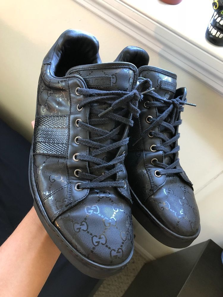 309b4b928 Gucci Mens Sneakers 12. style #227988 #fashion #clothing #shoes  #accessories #mensshoes #casualshoes (ebay link)