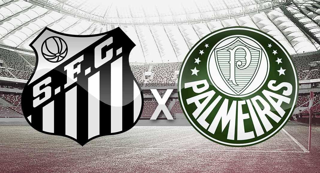Santos X Palmeiras Saiba Como Assistir Ao Vivo A Partida Do