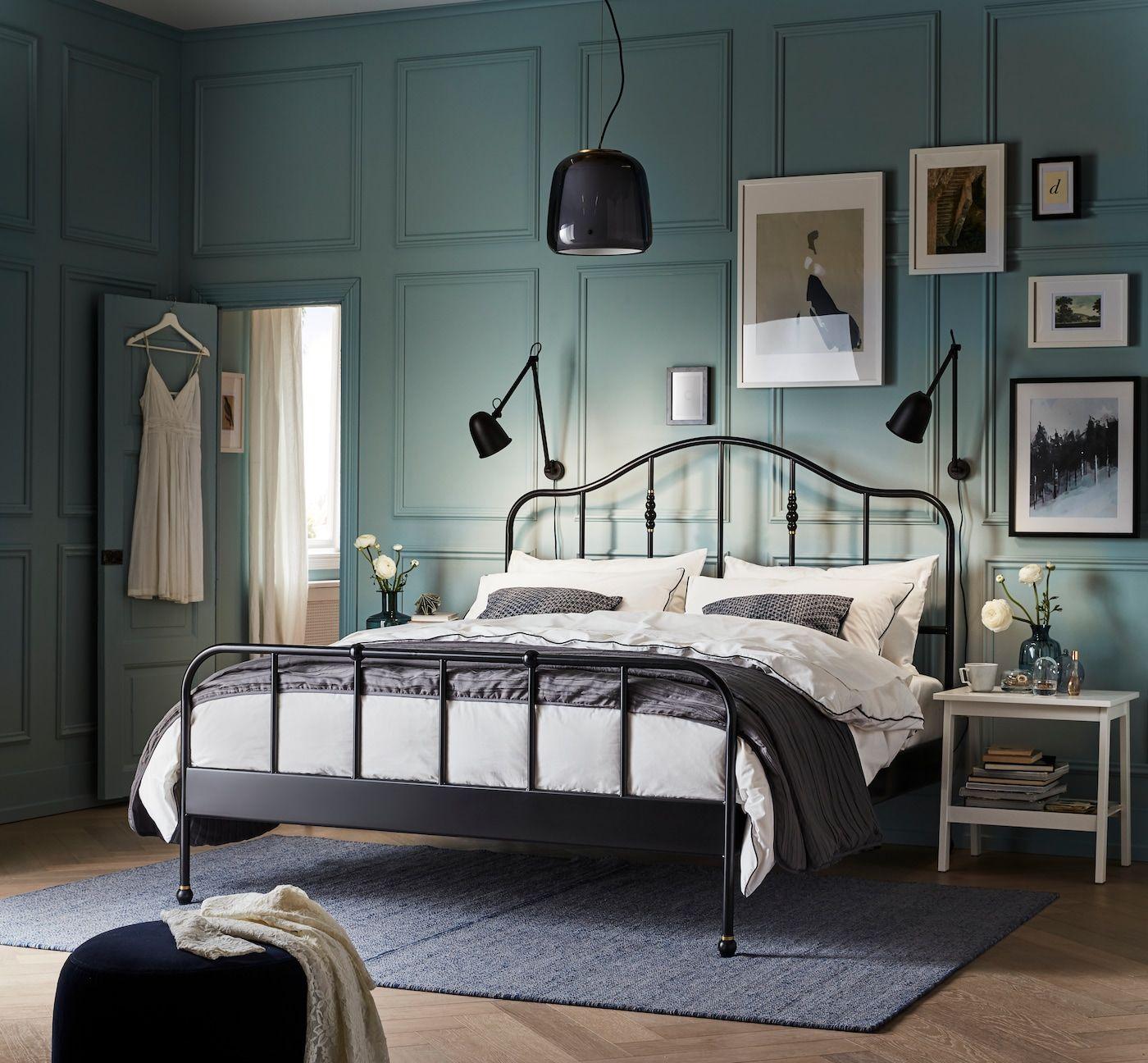 Los Mejores Colores Para Pintar Las Paredes Habitaciones Amarillas Dormitorios Cabeceros De Cama Ikea